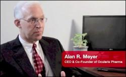Alan Meyer, CEO Ocularis Pharma